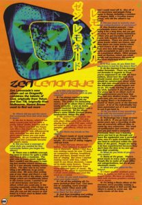 Zen Lemonade ' Lemon Soul ' Review