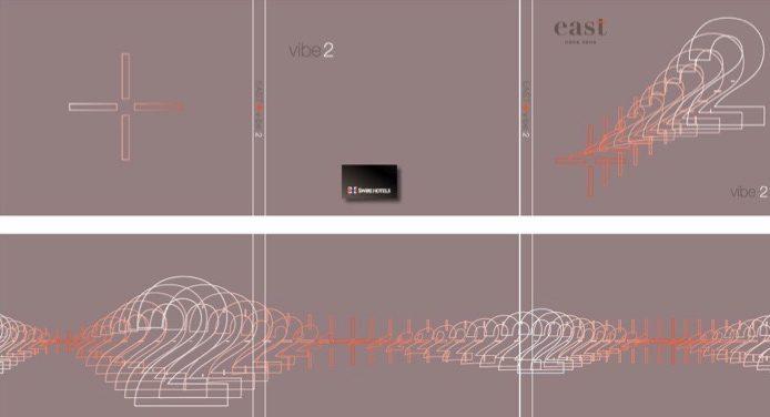 East Hongkong vibe.2 CD Cover art