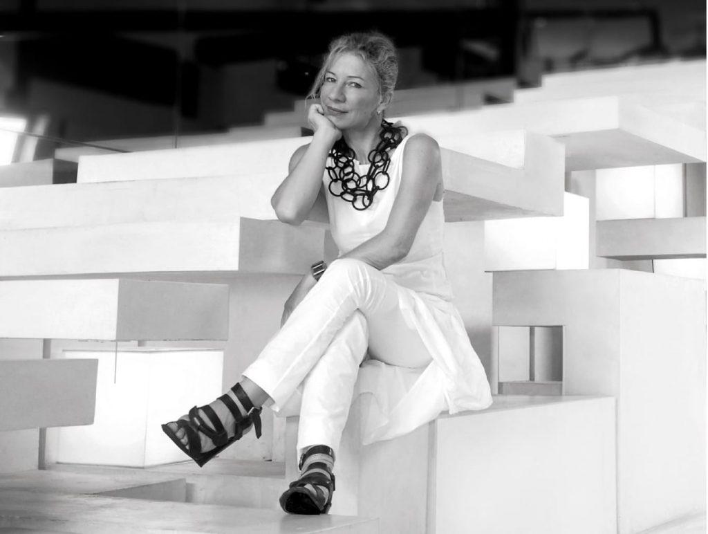 Biasa Founder Susanna Perini