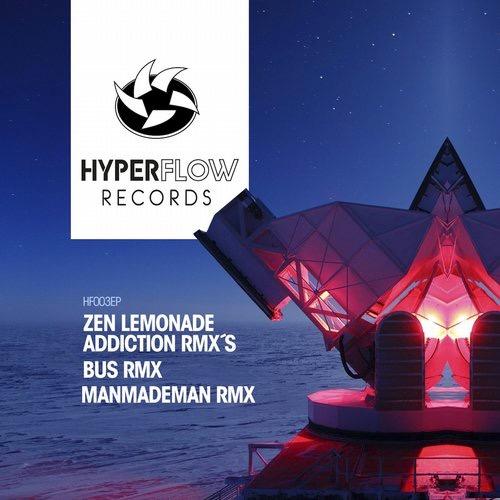 Zen lemonade EP ' Addiction ' Remixes by Manmademan, Bus