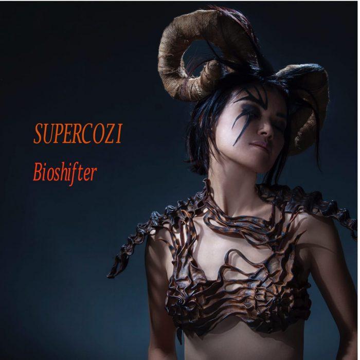 Supercozi third album ' Bioshifter '