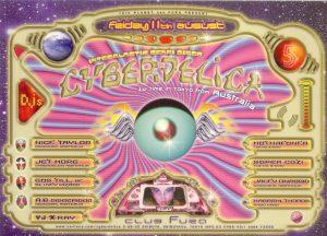 Cyberdelica - Supercozi, Tsuyoshi Suzuki, Nick Taylor