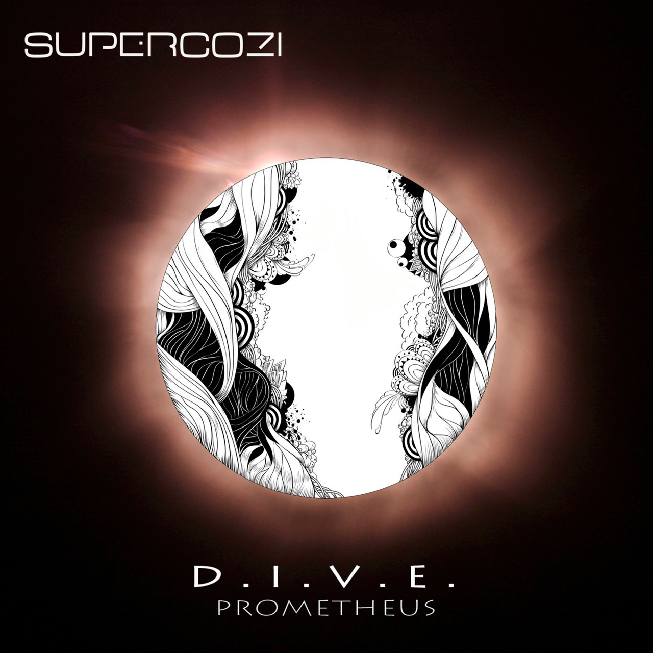 Supercozi EP ' D.I.V.E feat.Reason ' / 2013