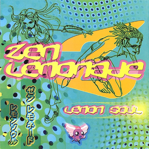 Lemon Soul back cover - Zen Lemonade