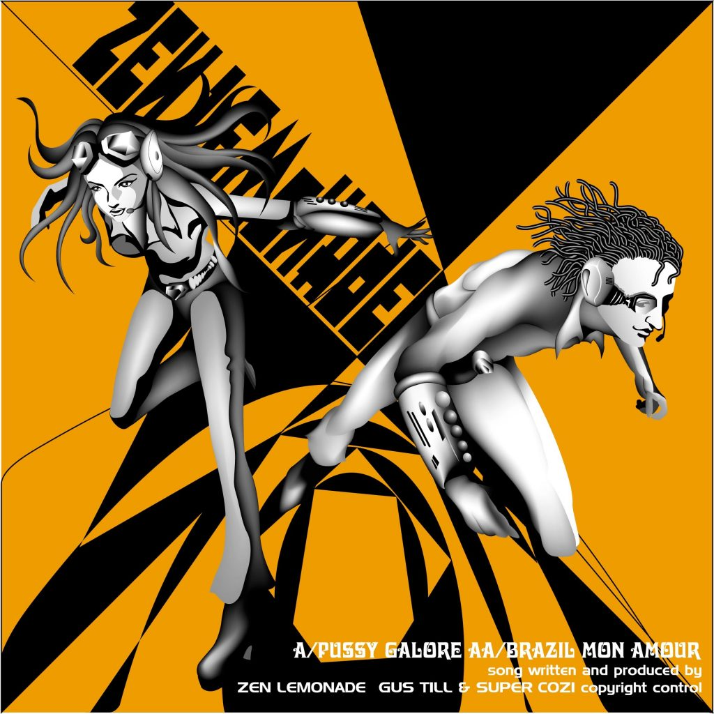 Zen Lemonade EP ' Pussy Galore '