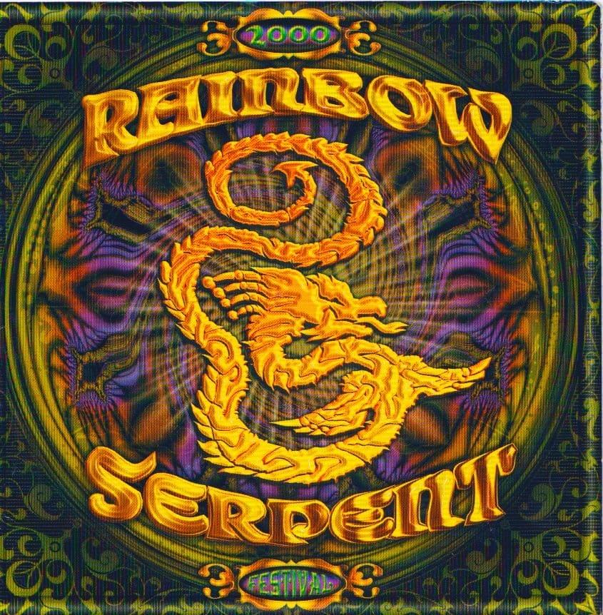 Rainbow Serpent Festival 2000