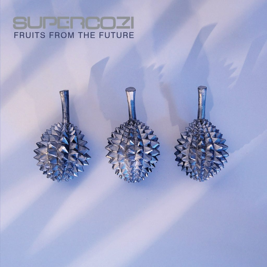Supercozi Second album ' fruits From The Future ' 2010