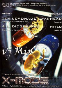 X-Mode Vol.1 ( DVD )
