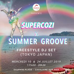 Dauphine-Plage-Summer Groove 1