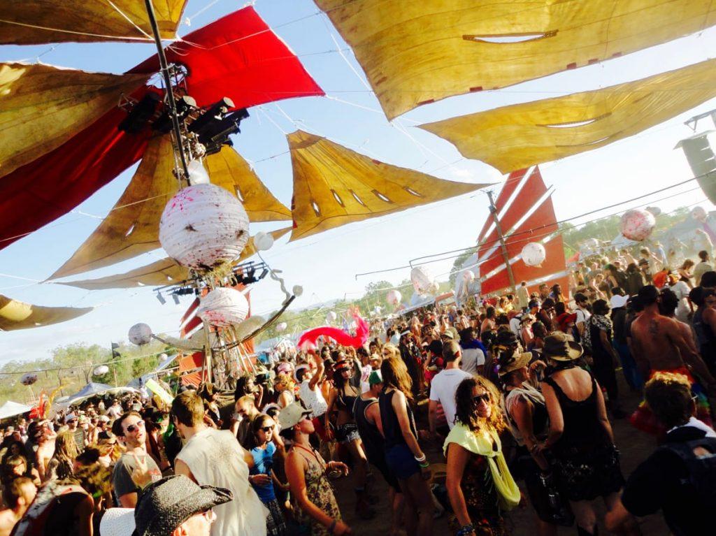 Australian Eclipse Festival 2012 ( Australia )