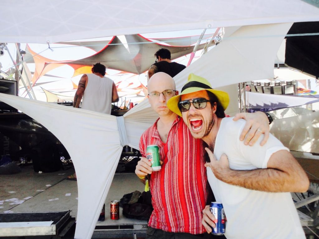 Australian Eclipse Festival 2012 ( Australia ) - Dick & Bansi