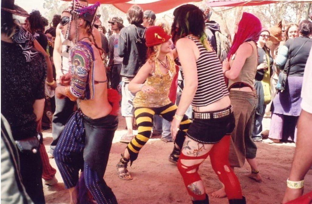 Rainbow Serpent Festival ( Australia ) 2007