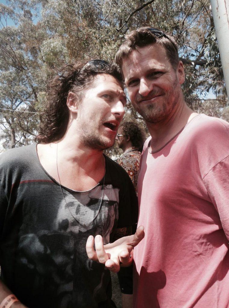 Rainbow Serpent Festival 2012 ( Australia ) / Emok & James