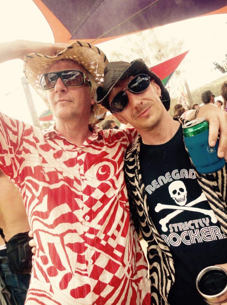 Rainbow Serpent Festival 2012 ( Australia ) / Gus Till & Andrew Till