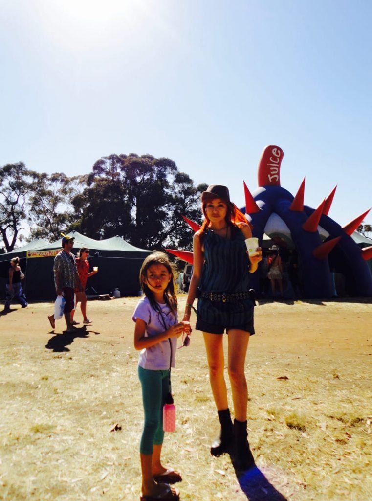Rainbow Serpent Festival 2012 ( Australia )
