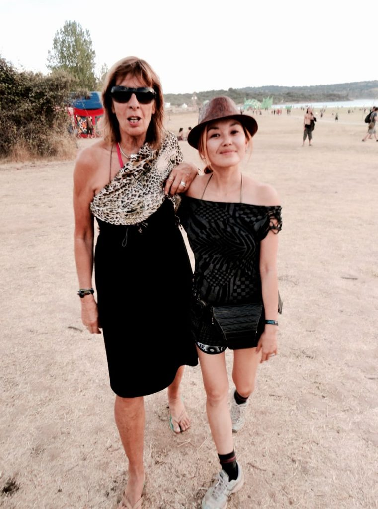 The Boom Festival 2010 ( Portugal ) - With Miquette