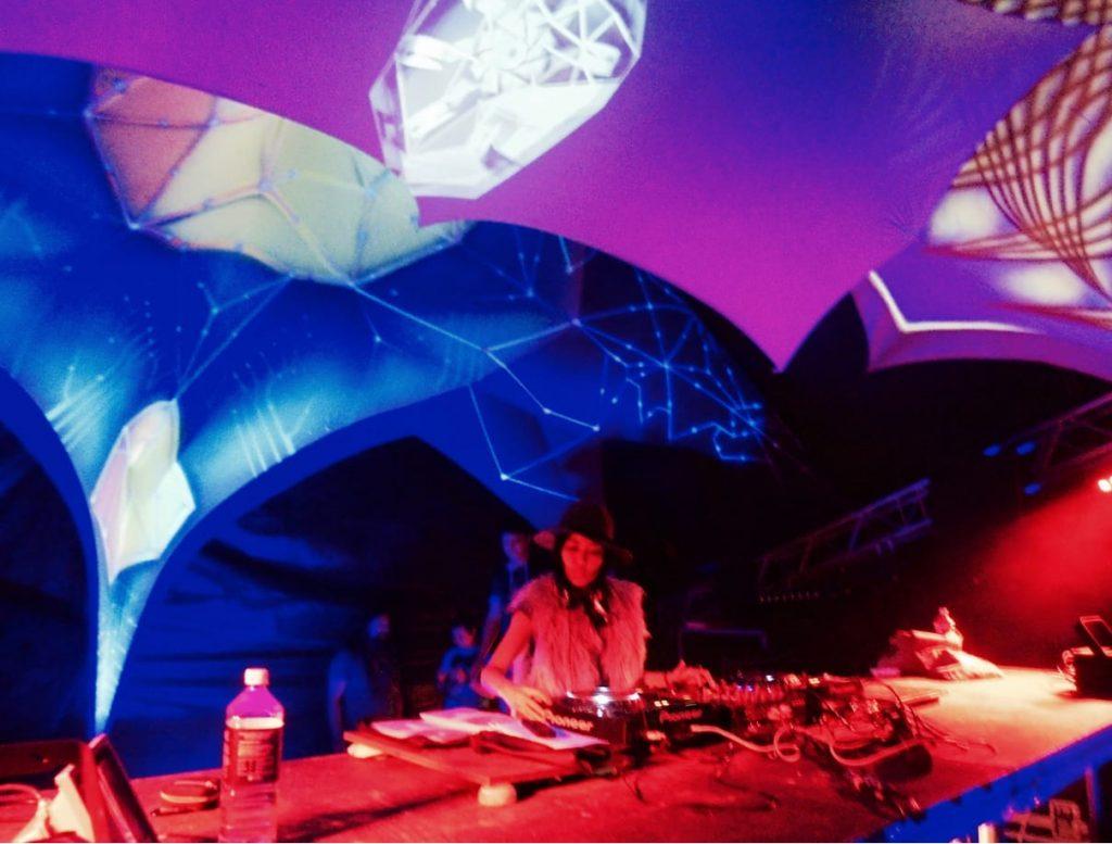 The Yaga Gathering ( Lithuania ) 2016  / Zen Lemonade Psy-Trance DJ set