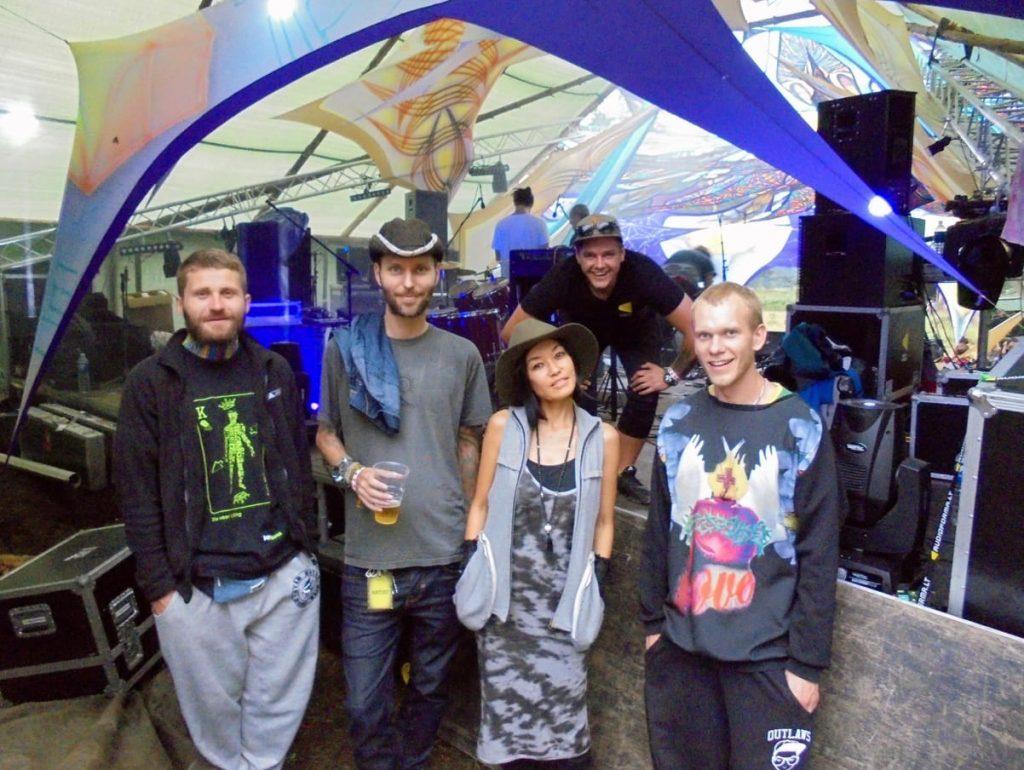 The Yaga Gathering ( Lithuania ) 2016  / After Supercozi Techno DJ set