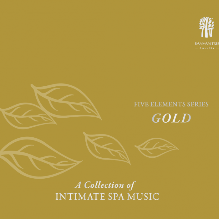 Banyan Tree Resort & Spa / 5 Elements Series CD Vol.3 ' Gold ' ( Indian Themed )